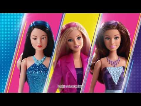 barbie agent secret poup es avec vid o fr youtube. Black Bedroom Furniture Sets. Home Design Ideas