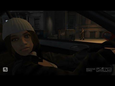 Kiki Stalks Niko (GTA IV)