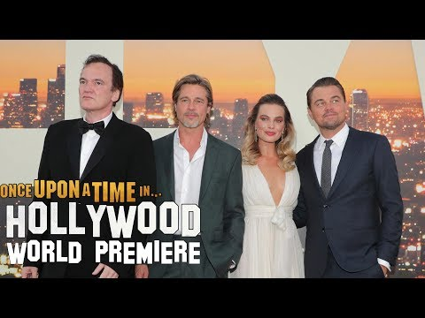 'Once Upon A Time In Hollywood' World Premiere