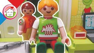 Playmobil en français La piqûre de tique - La famille Hauser / film pour enfants