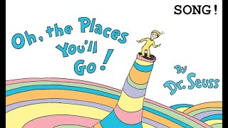 JZ Raps -  Oh, the Places You'll Go! by Dr. Seuss