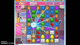 Candy Crush Level 1984 help w/audio tips, hints, tricks