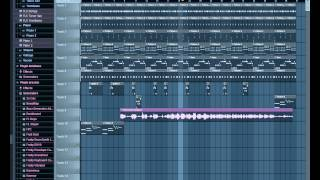 Daft Punk Get lucky, Fl studio cover (+flp +mp3 link)