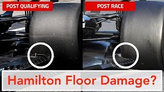 MP249 - F1 - What happened to Ferrari? Lewis' floor damage? What's up with Williams? #AskElvis