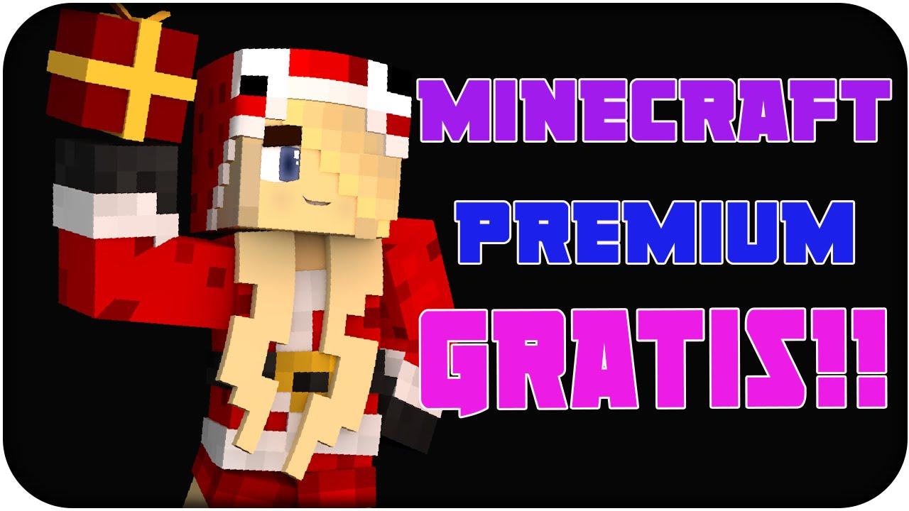 Minecraft Premium Gratis By Sweetyb