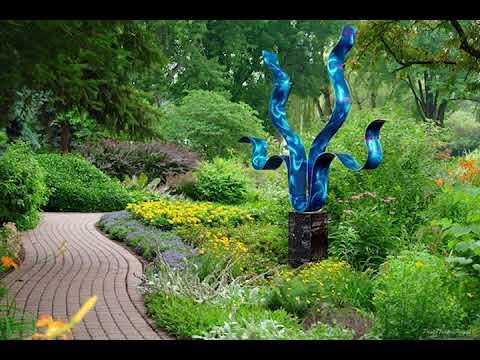 Garden Art Ideas - VizX Design Studios - (855) 781-0725