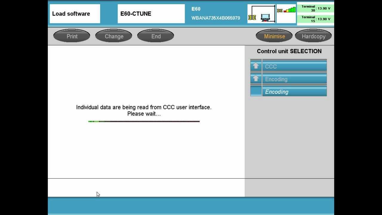 E60 Ccc Complete Enconding Youtube