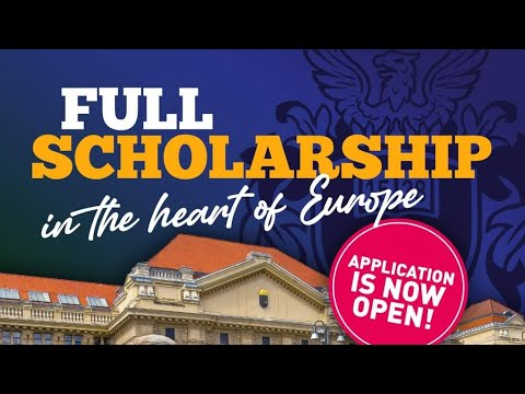 SCHOLARSHIP OPPORTUNITIES IN HUNGARY | ALL COSTS COVERED | STIPENDIUM HUNGARICUM