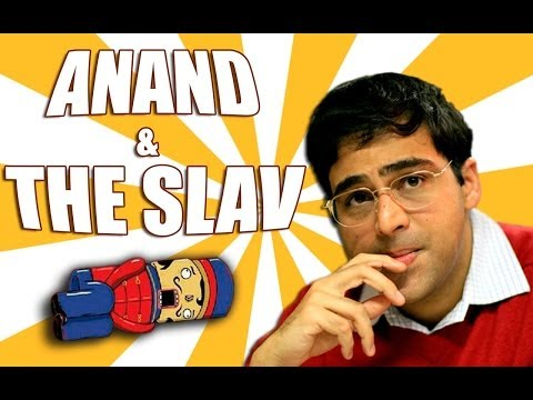 Anand & The Slav: A TOUGH nut to crack!