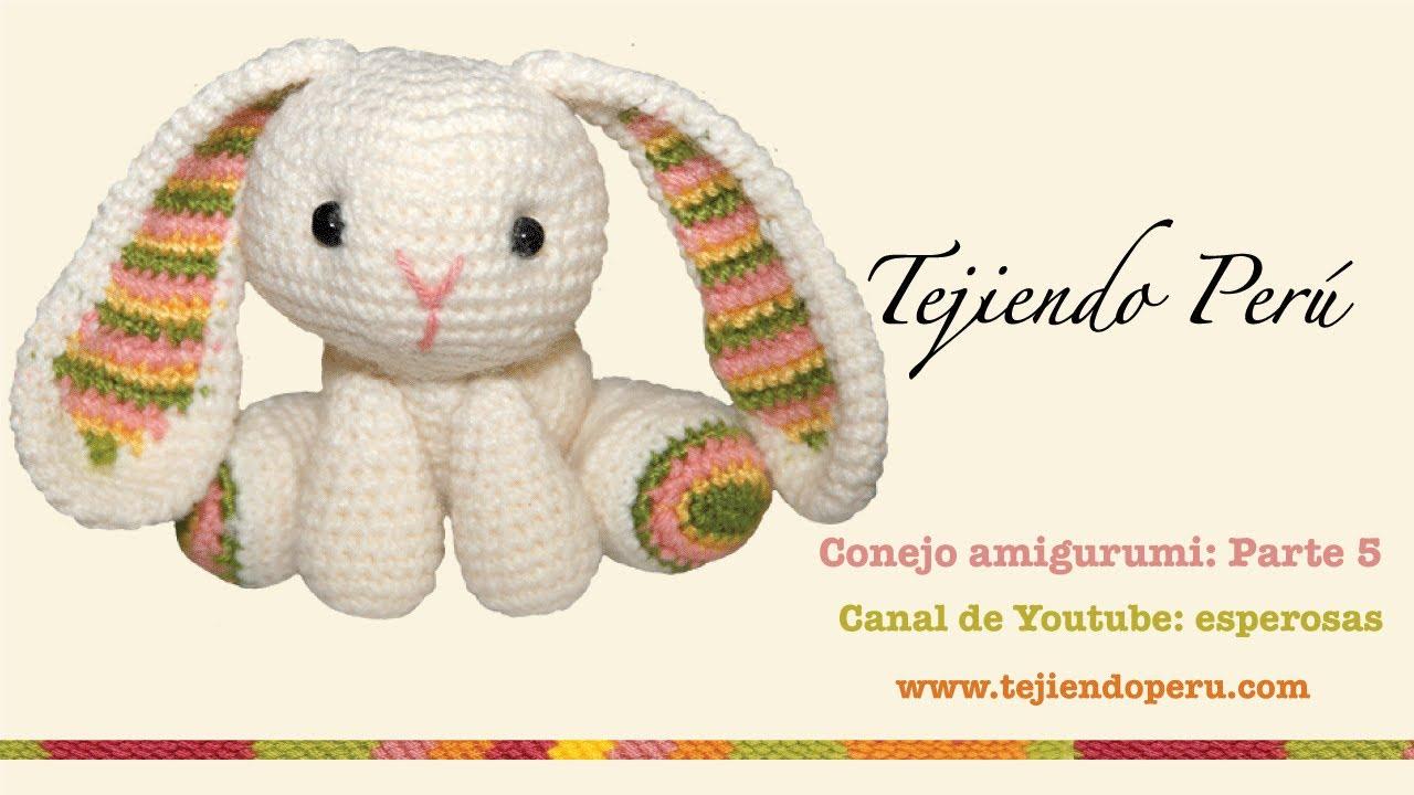 28df31419 Conejo - Tejiendo Perú
