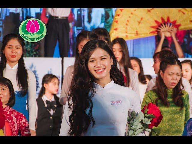 [Recap] Tháng nhớ ơn thầy cô 2018 - Dam Sen Park