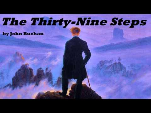 The ThirtyNine Steps  FULL Audio Book   John Buchan  Fiction