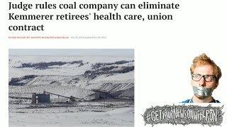 Coal Company Screws Over Retired Employees
