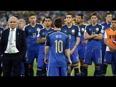 Don't Cry For Me——Argentina(Messi)