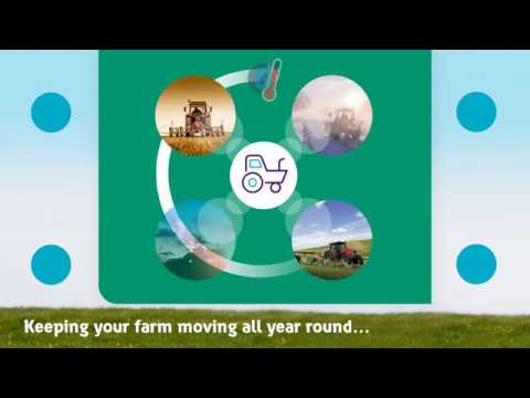 Certas Energy - Keeping your farm moving all year round