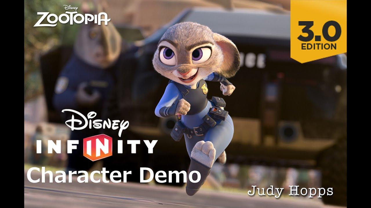 Download Judy Hopps (Zootopia) Character Demo - Disney Infinity 3.0