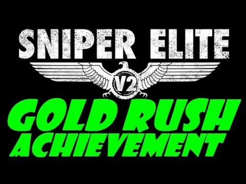 Sniper Elite V2 Gold Rush Trophy/Achievement Guide | Kopenick Launch Site