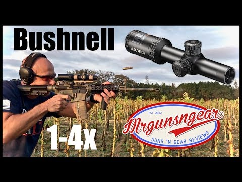 Bushnell AR Optics 1-4x Scope: Great Budget Optic Or Junk?