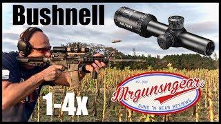 Bushnell AR Optics 1-4x Scope: Great Budget Optic Or Junk?