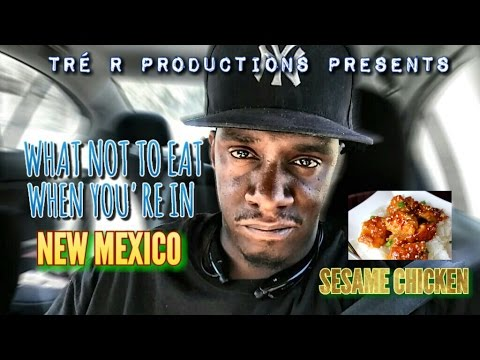 WHAT NOT TO EAT WHEN YOU'RE IN #2 - NEW MEXICO