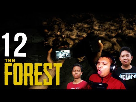 Finally! we Found a Keycard to SAVE Timmy!! - THE FOREST (Malaysia) ''Part 12''