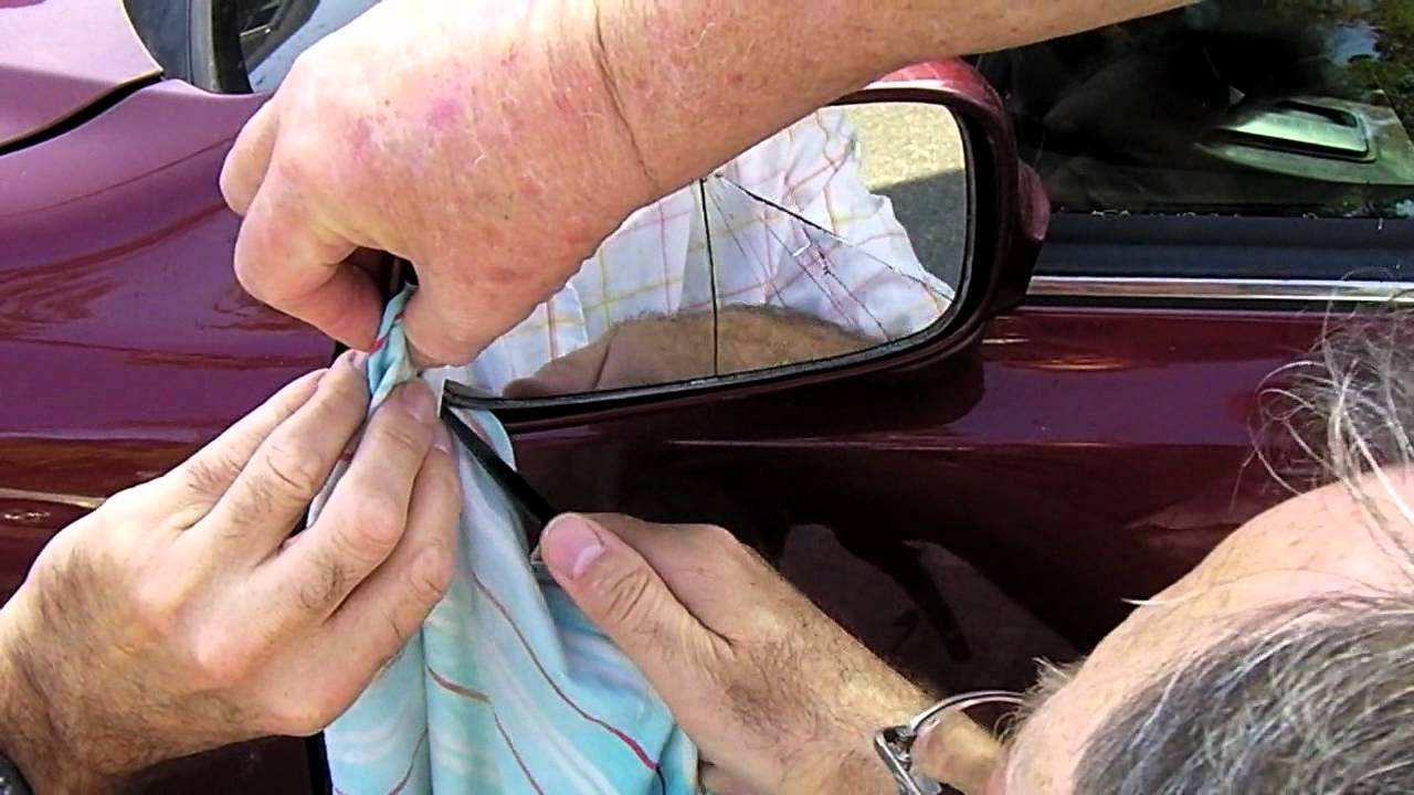Lexus Mirror Repair Mpg Youtube
