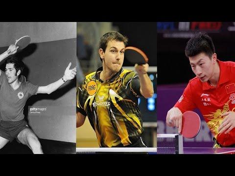 Table Tennis : Evolution