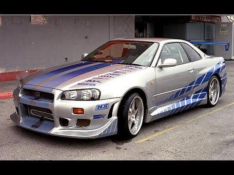 Forza Horizon 2 Nissan Skyline Gt R R34 2002 Paul Walker Drift