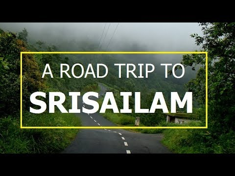 Road Trip  to Srisailam - From Hyderabad