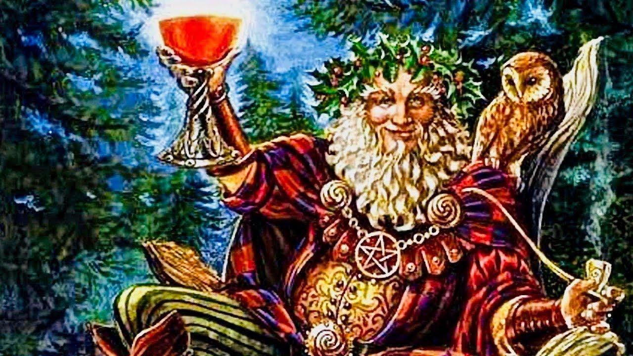Pagan Origins of Christmas & Tradition
