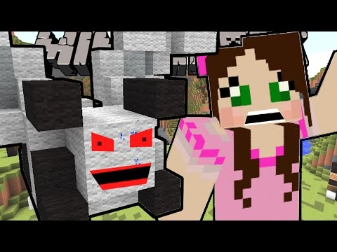 Minecraft: EPIC FLYING PANDA - Custom Map [2]