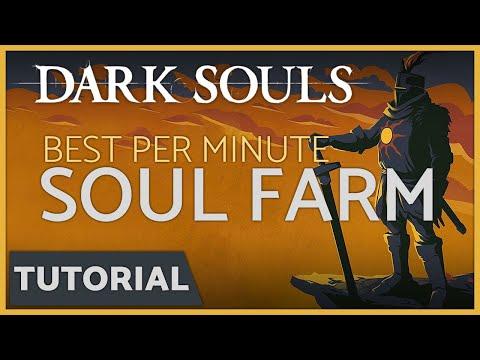 Dark Souls: Best Soul Farming Method - Highest Souls Per Minute