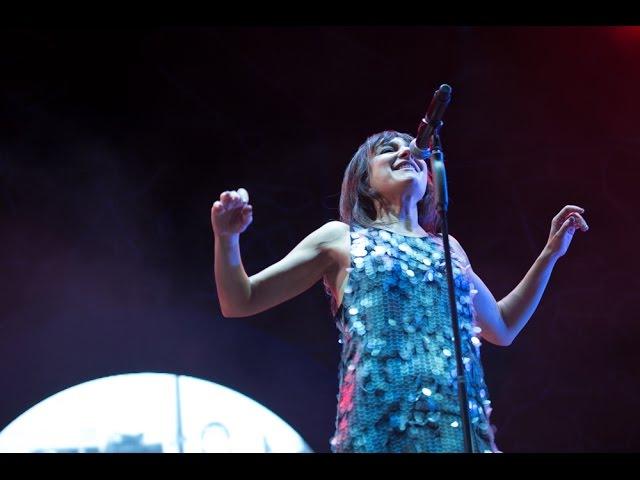 Vídeo: Amaral en el Chanclas Festival de Lucena