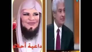 احلام المغنية تريد اصير داعية 😂😂😂 وبعدها تطلع على قناةوصال وصفا ههههه😂😂😂