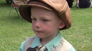 Three-Year-Old Mayor Of Dorset Seeks Re-Election