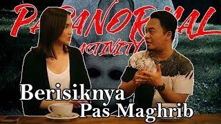 NGASO Paranormal Activity sama Sara Wijayanto