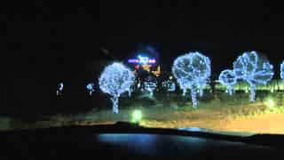 архитектурная подсветка casino XO club(Видео - архитектурная подсветка