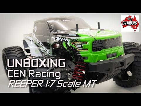 Unboxing: CEN Racing REEPER 1:7 Scale MT