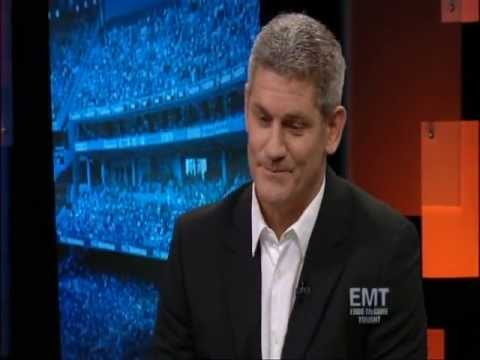 Gavin Crosisca Interview - Eddie McGuire Tonight - Part 1