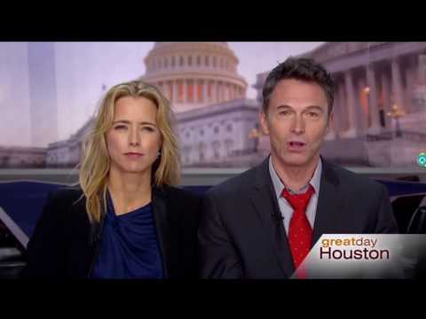 Tea Leoni and Tim Daly on