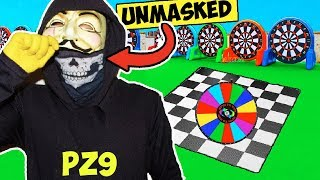 (REAL PZ9 UNMASKED)!!😱SPIN THE WHEEL & DOING WHATEVER IT LANDS ON CHALLENGE!! (PZ9 CHALLENGED ME)