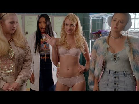 Emma Roberts  Scream Queens Hottest s 1080p
