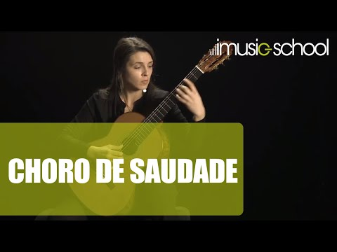 Sandrine Luigi - Choro de Saudade (Agustin Barrios Mangore)