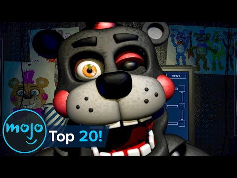 Top 20 Scariest Video Games of the Century (So Far)
