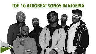 TOP 10 AFROBEAT SONGS IN NIGERIA OF THE WEEK - March 7, 2021   AFRO UC - top 10 afrobeat songs 2020
