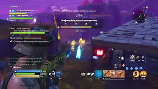 Jugando Fortnite  con subs gente y mods :[]