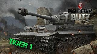Tiger 1 - World of Tanks Blitz