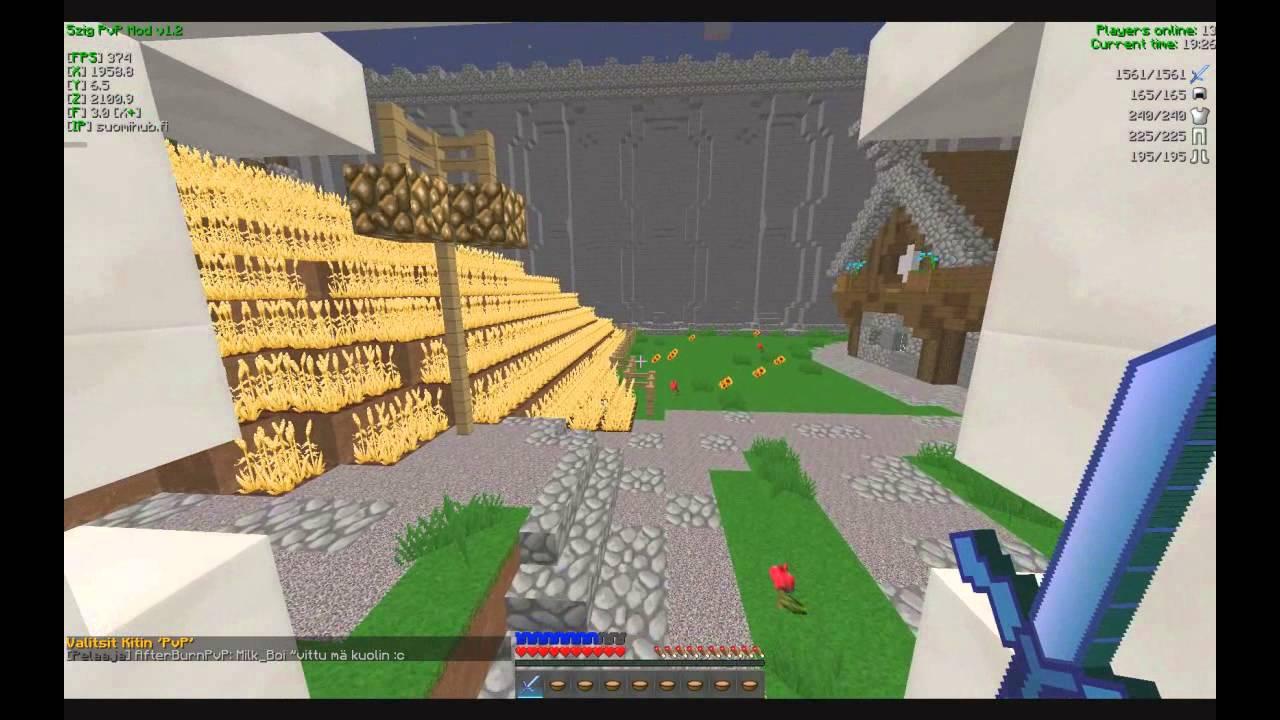Minecraft Koulu