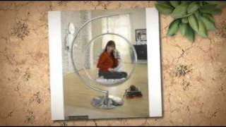 Hanging Bubble Chair - Teaser