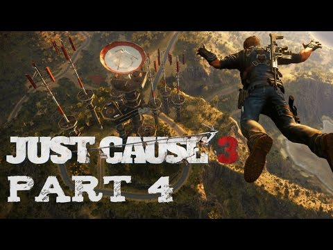 Just Cause 3 - Part 4 - Liberation
